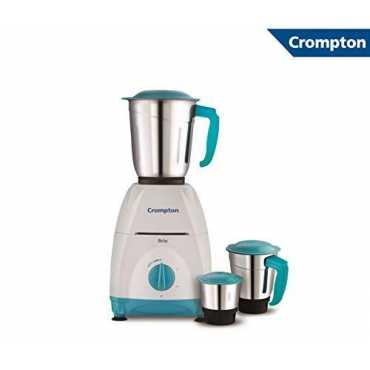 Crompton Brio 500W Mixer Grinder (3 Jars)