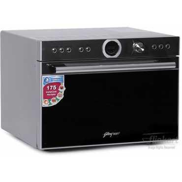 Godrej GME 34CA1 MKZ Microwave Oven - Silver
