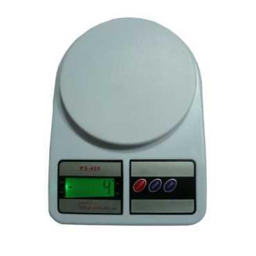 Metro SF400 Electronic Kitchen Scale - White