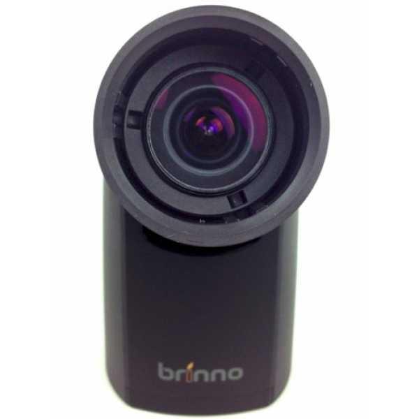Brinno BCS 18-55mm f/1.2 Lens (For TLC200 Pro Time Lapse Camera) - Black