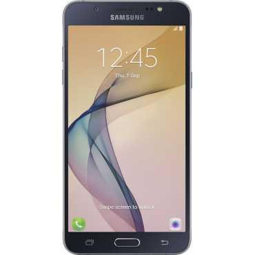 Samsung Galaxy On8 - White   Black