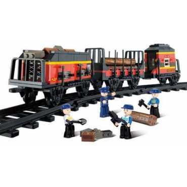 Sluban Lego Cargo Bullet Train Multi Colour