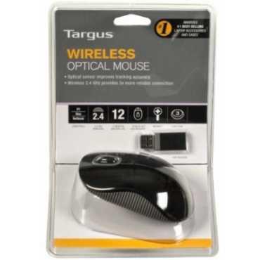Targus AMW50US Wireless Optical Mouse - Grey