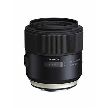 Tamron SP 85mm F/1.8 Di VC USD Lens (For Canon ) - Black