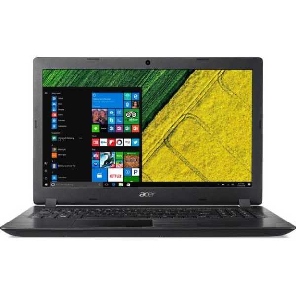 Acer Aspire 3 A315 (NX.GNTSI.004) Laptop - Black