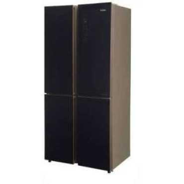 Haier HRB-550KG 531 L Inverter Frost Free French Door Refrigerator
