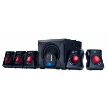 Genius SW-G5.1 3500 GX-Gaming Speaker System - Black