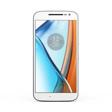 Motorola Moto G4 - Black | White
