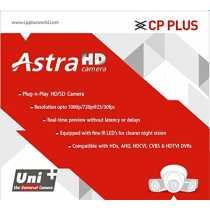 CP PLUS CP-GTC-T13L3 Bullet CCTV Camera - White