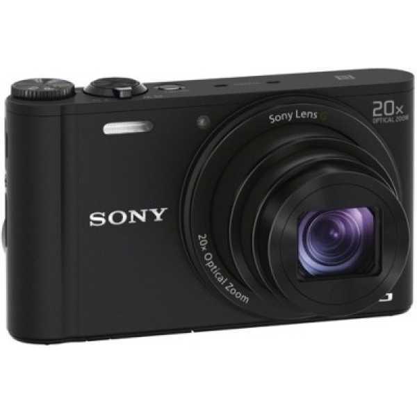 Sony Cybershot DSC-WX350 Digital Camera
