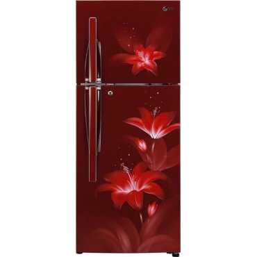 LG GL-T292RRGY 260 Liter Inverter 3 Star Frost Free Double Door Refrigerator