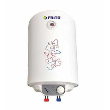 Frito Clesto 25L Storage Water Geyser - White