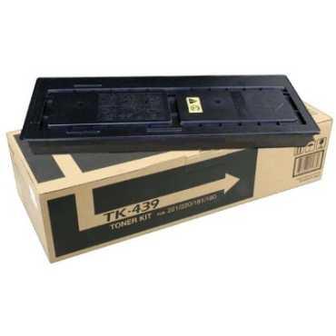 Kyocera TK-439 Black Toner Cartridge - Black
