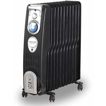 Morphy Richards OFR 1100 2500W Oil filled radiator Room Heater - Black