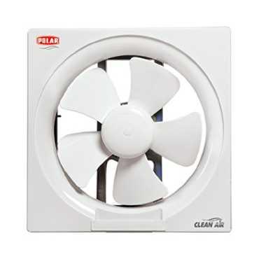 Polar Clean Air Passion 5 Blade (200mm) Exhaust Fan - White