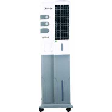 Crompton Greaves CG-TAC341 Tower 34L Air Cooler - White