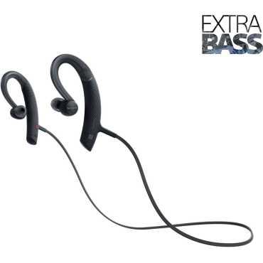 Sony MDR-XB80BS/BZE Closed Dynamic Bluetooth Headset - Black