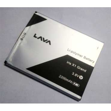 Lava 2100mAh Battery (For Iris X1)