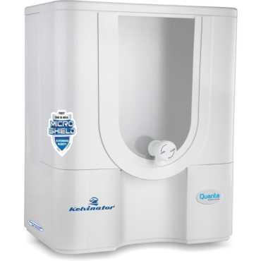 Kelvinator Quanta 7 Stage RO + Microsheild 7.5L Water Purifier - White