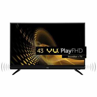 Vu 4043F 43 Inch Full HD LED TV - Black