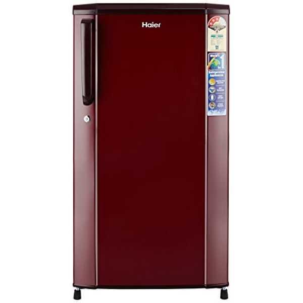 Haier 1703SR-R 170 Litres 3 Star Single Door Refrigerator - Red