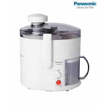 Panasonic MJ-68M 200W Juice Extractor - White