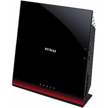 Netgear D6300 Wireless with Modem Router - Black