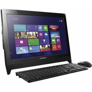 Lenovo C2000 (F0BB00CHIN) (PQC, 2GB, 500GB, Linux) All In One Desktop - Black