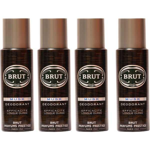 Brut Musk Combo (Set of 4)
