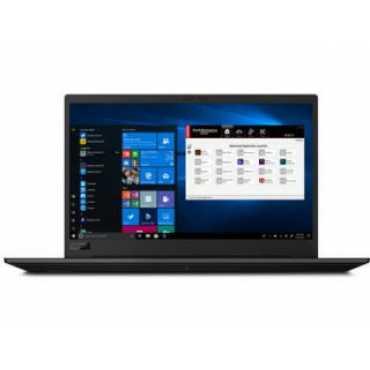 Lenovo Thinkpad P1 20QT0016US Laptop 15 6 Inch Core i7 9th Gen 16 GB Windows 10 512 GB SSD