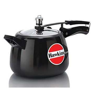 Hawkins Contura Hard Anodised 4L Pressure Cooker (Inner Lid)