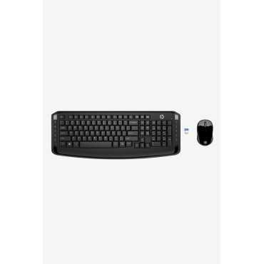 HP 3ML04AA Wireless Keyboard and Mouse