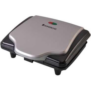 Wonderchef Ultima 63152643 640W Sandwich Maker - Black