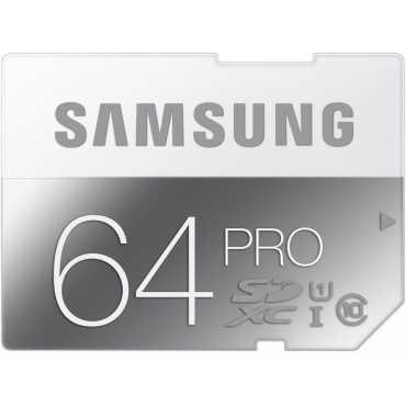 Samsung Pro MB-SG64D 64GB SDXC Class 10 Memory Card