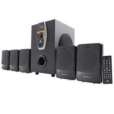 Zebronics ZEB-BT6860RUCF 5 1 Channel Multimedia Speakers