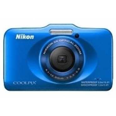 Nikon Coolpix S31 Digital Camera - White