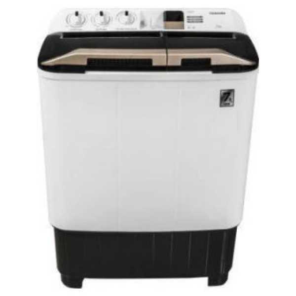Toshiba 7.5 Kg Semi Automatic Top Load Washing Machine (VH-J85W-IND)