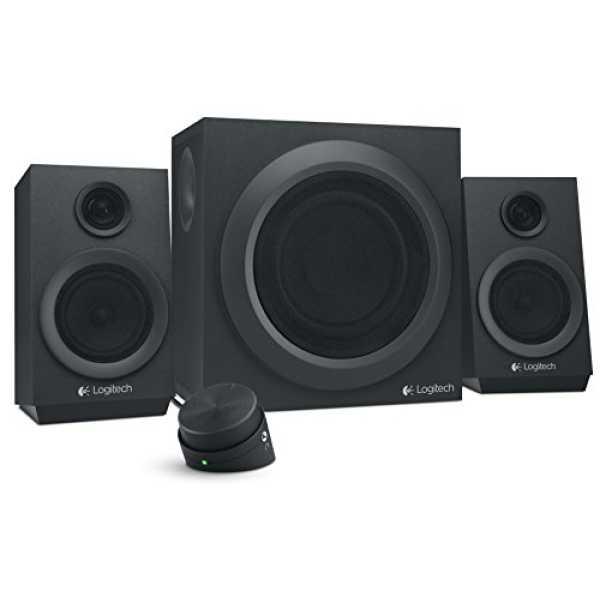 Logitech Z333 2.1 Multimedia Speaker