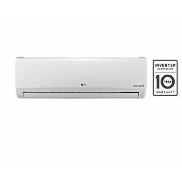 LG BSA12IBE 1.0 Ton Inverter Split Air Conditioner - White