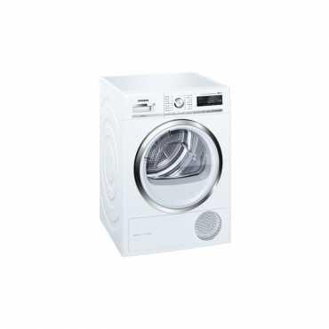 Siemens 9kg IQ700 Tumble Dryer (WT45W460IN) - White