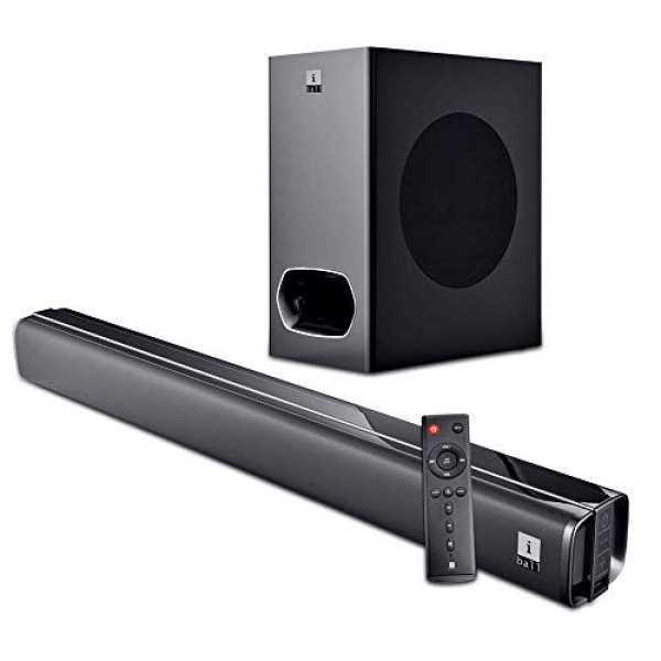 iball Cinebar 200DD Bluetooth Soundbar