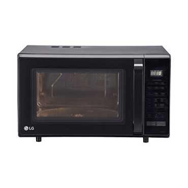 LG MC2846BV 28L Convection Microwave - Black