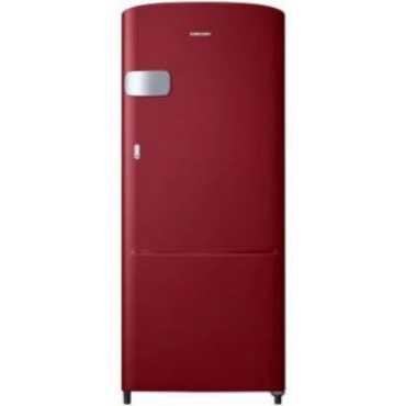 Samsung RR20A2Y1BRH 192 L 2 Star Direct Cool Single Door Refrigerator