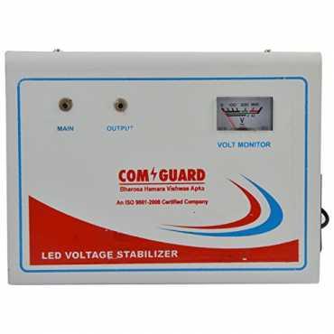 Comguard CG 1000 Refigrater Voltage Stabilzer - White
