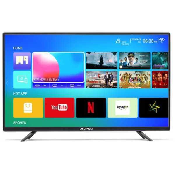 Sansui 40VAOFHDS 40 inch Full HD LED Smart TV