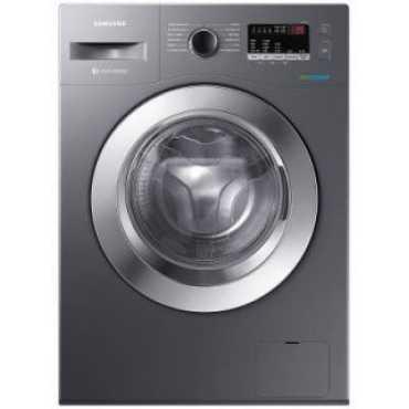 Samsung 6 5 Kg Fully Automatic Front Load Washing Machine WW66R22EK0X