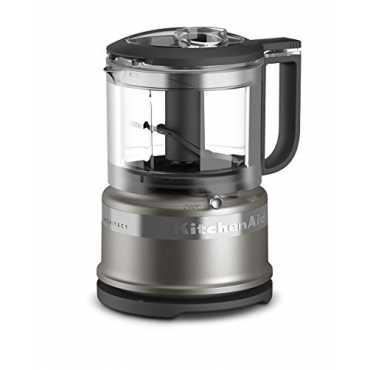 KitchenAid 5KFC3516 3.5 Cup Food Chopper - Black