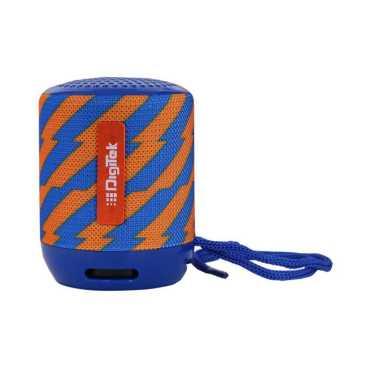 Digitek DBS-021 Bluetooth Speaker - Blue