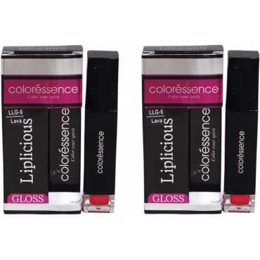 Coloressence Liplicious Gloss - Lava (Pack of 2)