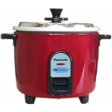 Panasonic SRWA10-GE9 Burgandy 1 L Electric Rice Cooker